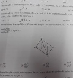 similar triangles Questions and Answers - TopperLearning [ 4128 x 3096 Pixel ]