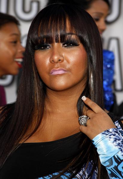 Snookis Bangin VMAs Hairstyle