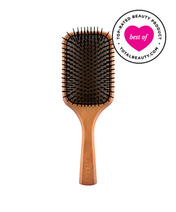 Best Hair Brush No. 10: Aveda Wooden Paddle Brush, $27