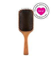 hair brush . 10 aveda wooden