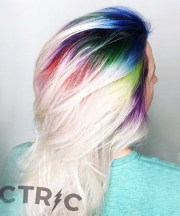 rainbow roots colorful