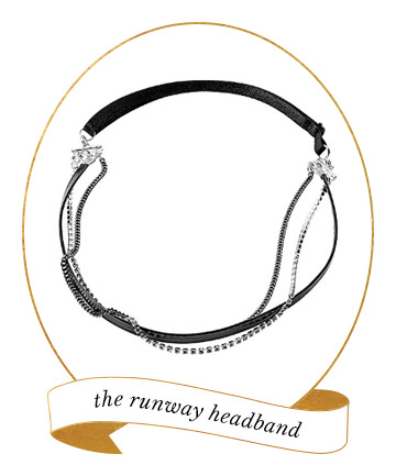 Hair Accessory Must-Have: The Runway Headband