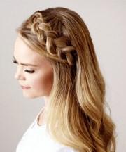 pretty princess braids