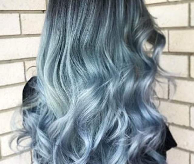Icy Blue Silver