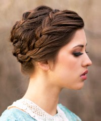 Braided Updos - Tutorials for Easy Braid Hairstyles