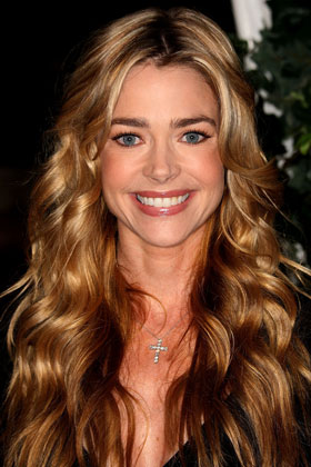 Square Denise Richards Best Curly Hairstyles For Your
