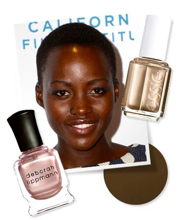 Toe Nail Colors For Dark Skin : colors, Polish, Colors