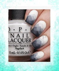 Matte Mountains, How to Get Ombre Nails (and 19 Stunning ...