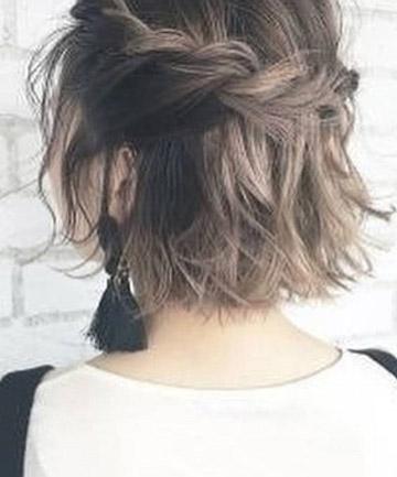 11 Gorgeous Braids For Short Hair