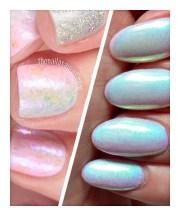 holographic nails ' guaranteed