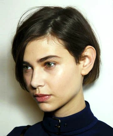 Sporty Bob 26 Cute Short Haircuts That Arent Pixies