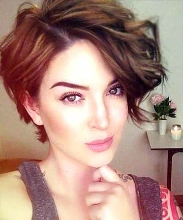 Voluminous Pixie-Bob