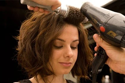 For Short Hair How To Get Tousled Wavy Hair For Every