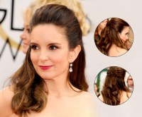 Which Color Hair Does Tina Fey Use   nutrisse nourishing ...
