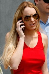Editor's Blog: Is Lindsay Lohan Going Back to Her Natural ...