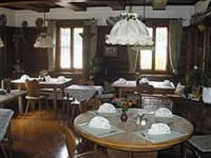 Caf Merlin im Brgerhaus  Urlaubsland BadenWrttemberg