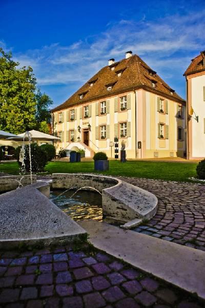 Hotel Schloss Reinach  Urlaubsland BadenWrttemberg