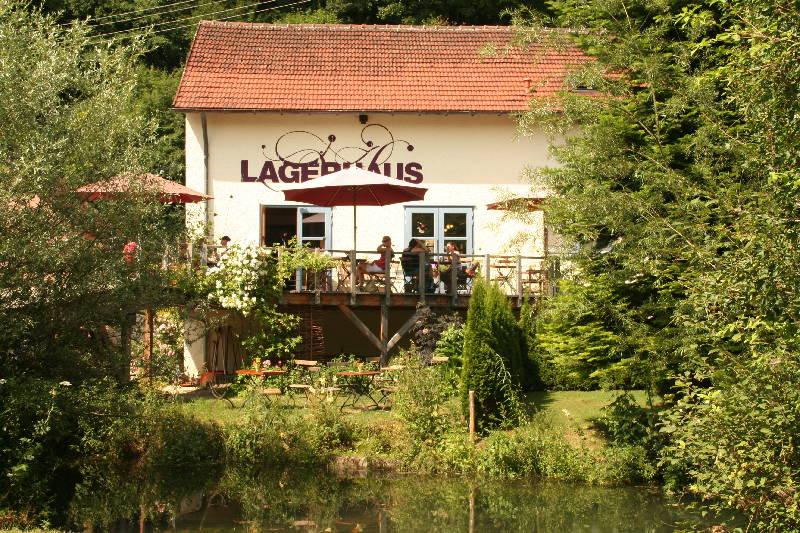 Lagerhaus an der Lauter  Urlaubsland BadenWrttemberg