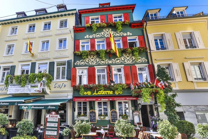 Restaurant Laterne  Urlaubsland BadenWrttemberg