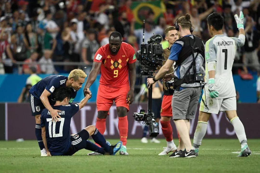 世界杯|日本隊被絕殺出局后,這幾張照片,引全世界網友狂點贊! – 日本頭條