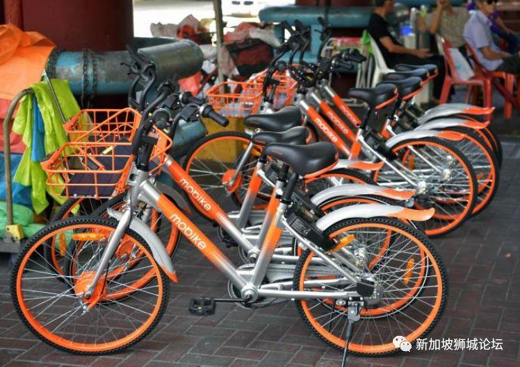 新加坡要告別共享單車了?膜拜 ,ofo相繼退出新加坡市場!! - 新加坡新聞頭條