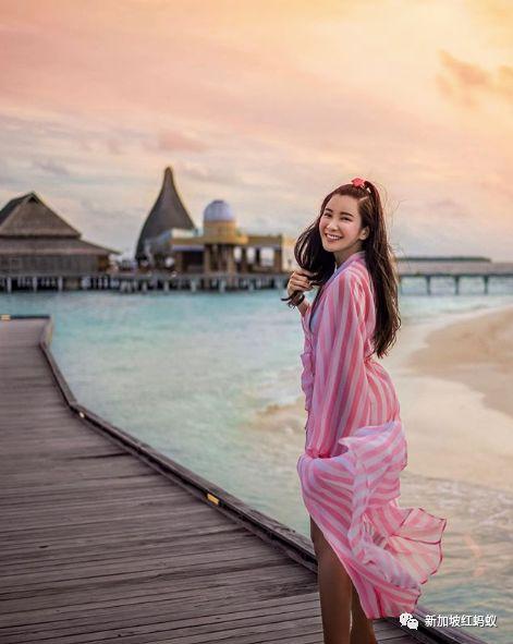 深扒新加坡身材火辣白富美名媛的奢華生活 - 新加坡頭條