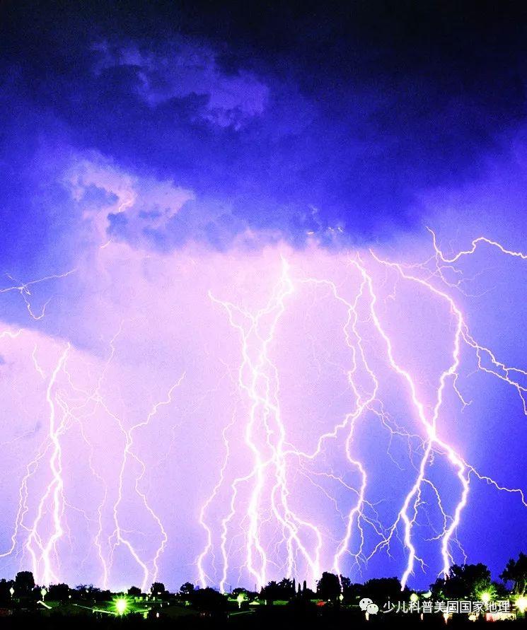 【音頻】遇到閃電怎么辦? | 美國頭條