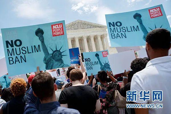 美國聯邦最高法院裁定特朗普移民限制令合法 | 美國頭條