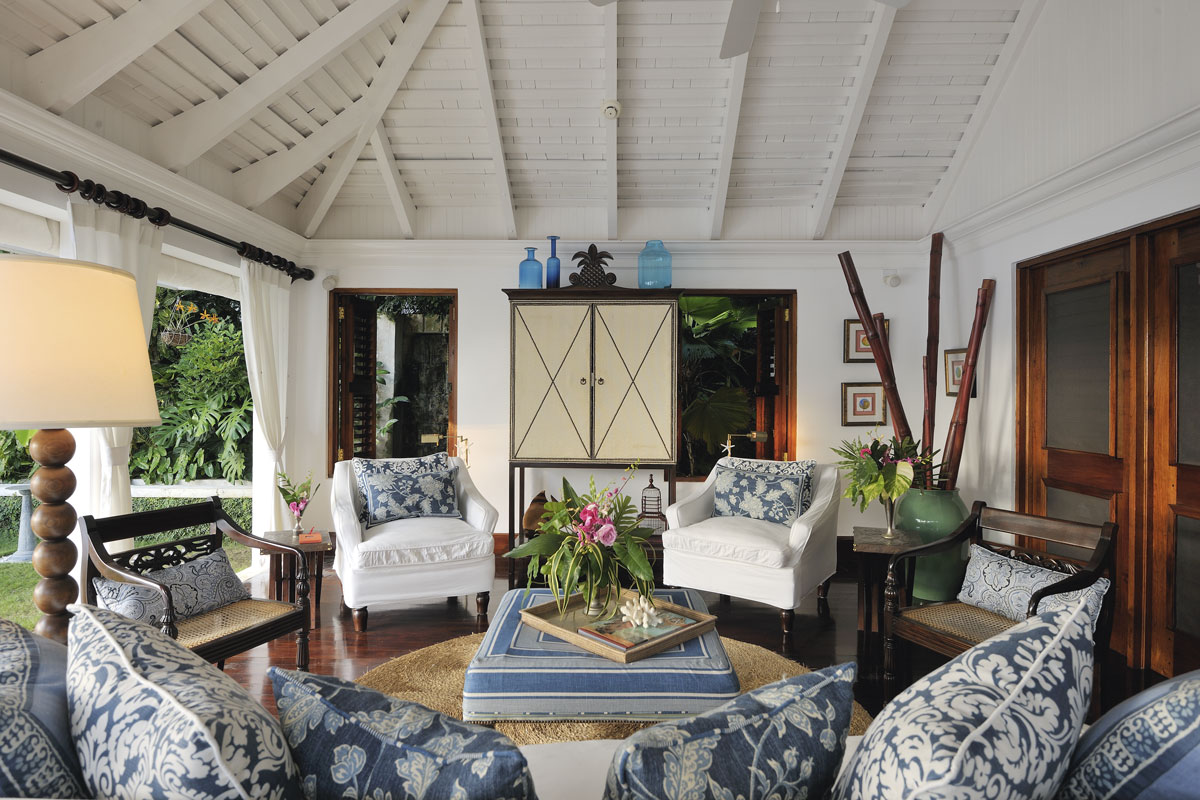 ralph lauren living room furniture decorating ideas with blue couch the caribbean style traditional home
