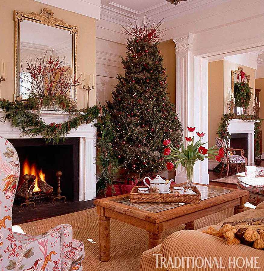 25 Years Of Beautiful Holiday Rooms Traditional Home
