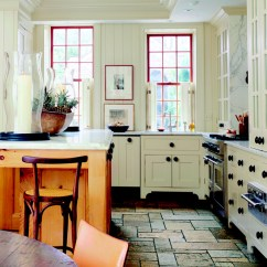 Upper Kitchen Cabinets Two Level Island Storage Ideas For Kitchens Without Traditional Home Enlarge