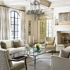 How To Arrange Furniture In A Large Square Living Room Good Colours Gracious Family Home | Traditional