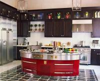 Colorful Kitchens with Charisma | Traditional Home