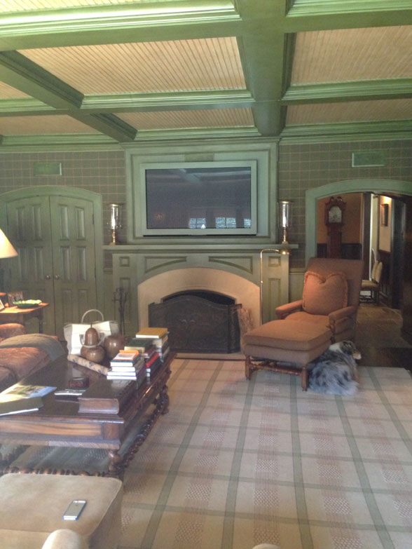 Before and After Actor Sean Hayes Hollywood Home  Traditional Home