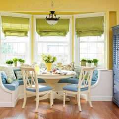 Kitchen Banquette Lights Over Table Smart Beautiful Banquettes Traditional Home With Light Blue Cushions This Spacious Curved Provides A Pleasant Dining Experience