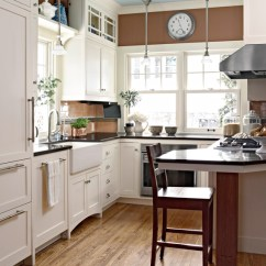 Kitchen Design Photos For Small Kitchens Mexican Style Decor Smart Storage Ideas Traditional Home Enlarge