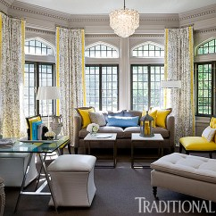 Beautiful Living Room Ideas Cheap Pictures For Walls 25 Years Of Rooms Traditional Home Enlarge Bruce Buck Colorful Showhouse