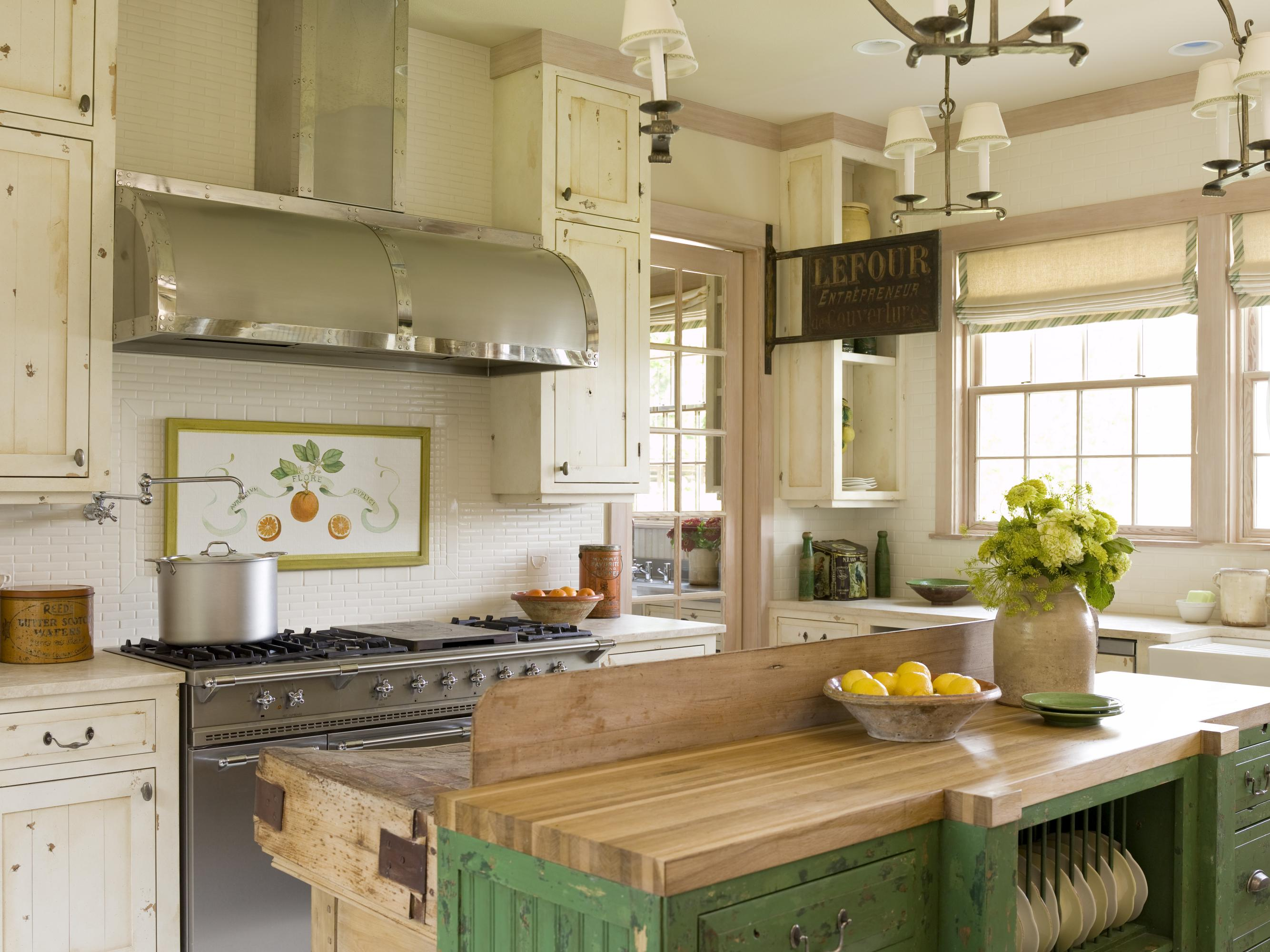 cottage style kitchen cabinets pictures of backsplashes kitchens traditional home