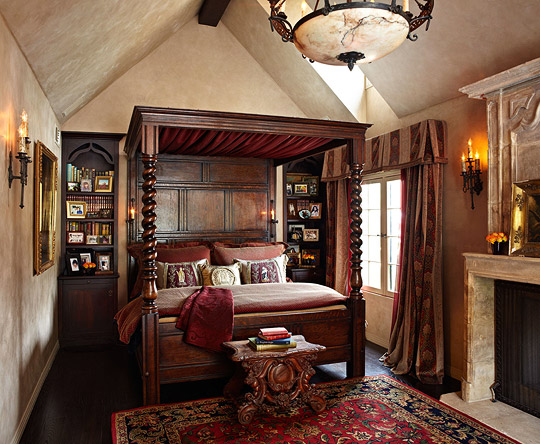 IdeaInspiring Master Bedrooms  Traditional Home
