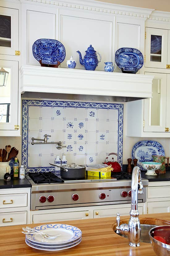 French Country Kitchen Accents