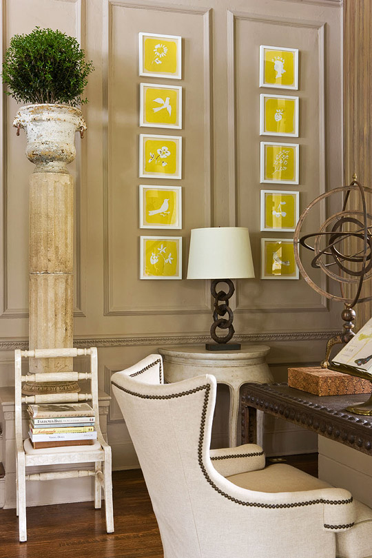 Decorating Ideas Unique Living Rooms  Traditional Home