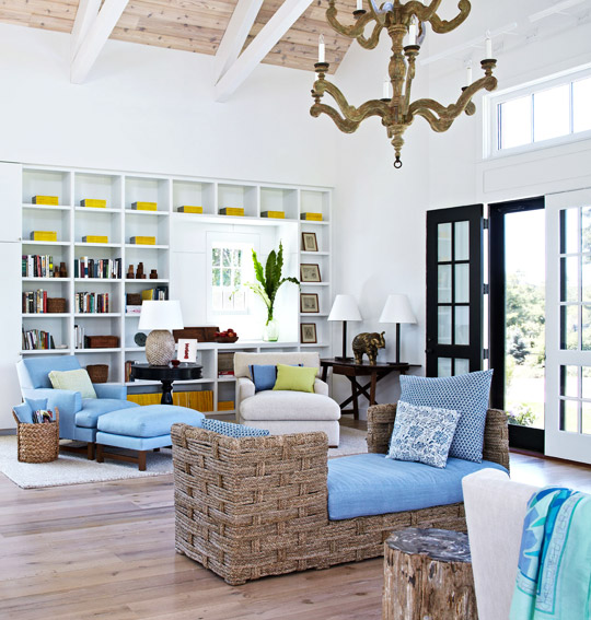 Cape Cod Summer House Traditional Home