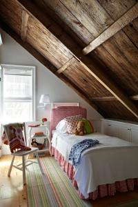 Bedrooms: Rustic & Romantic | Traditional Home