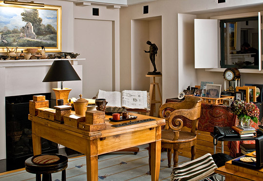 At Home with Architect Michael Graves  Traditional Home
