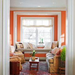 Living Room Windows Ideas The At W New York Times Square Ny Usa Decorating 15 Window Seats Traditional Home Enlarge