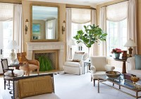 Living Rooms with Tantalizing Texture | Traditional Home