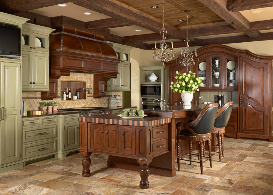 kitchen islands ideas cabinets hardware 12 great island traditional home enlarge