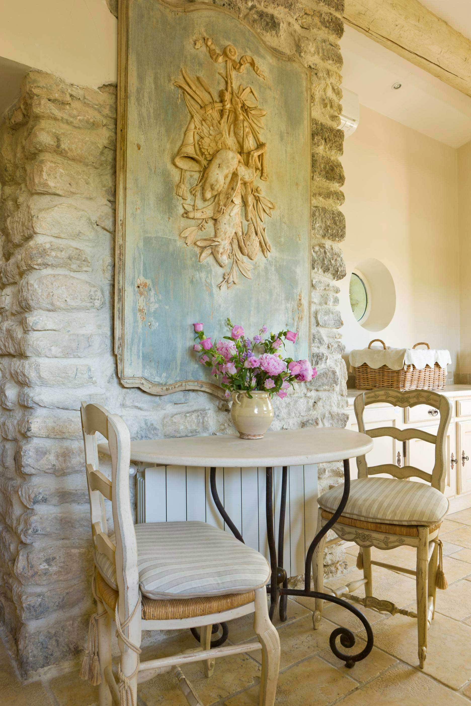 French Country Home that Embraces History  Traditional Home