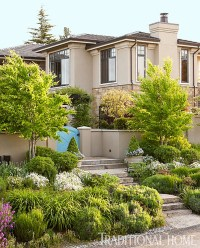 French-Inspired Garden in the Pacific Northwest ...