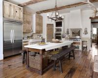 Country French Kitchens | Traditional Home
